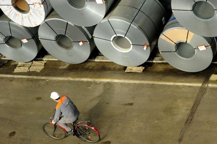 Stahlkocher Salzgitter Weist Vorw Rfe Aus Den Usa