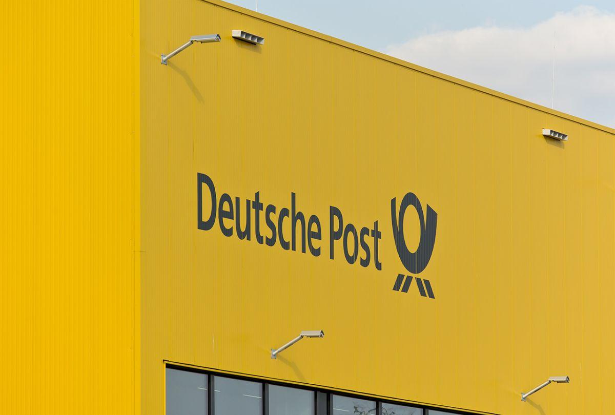 aktien der deutschen post sinken nach verhaltenem kommentar von metzler finanzen100. Black Bedroom Furniture Sets. Home Design Ideas