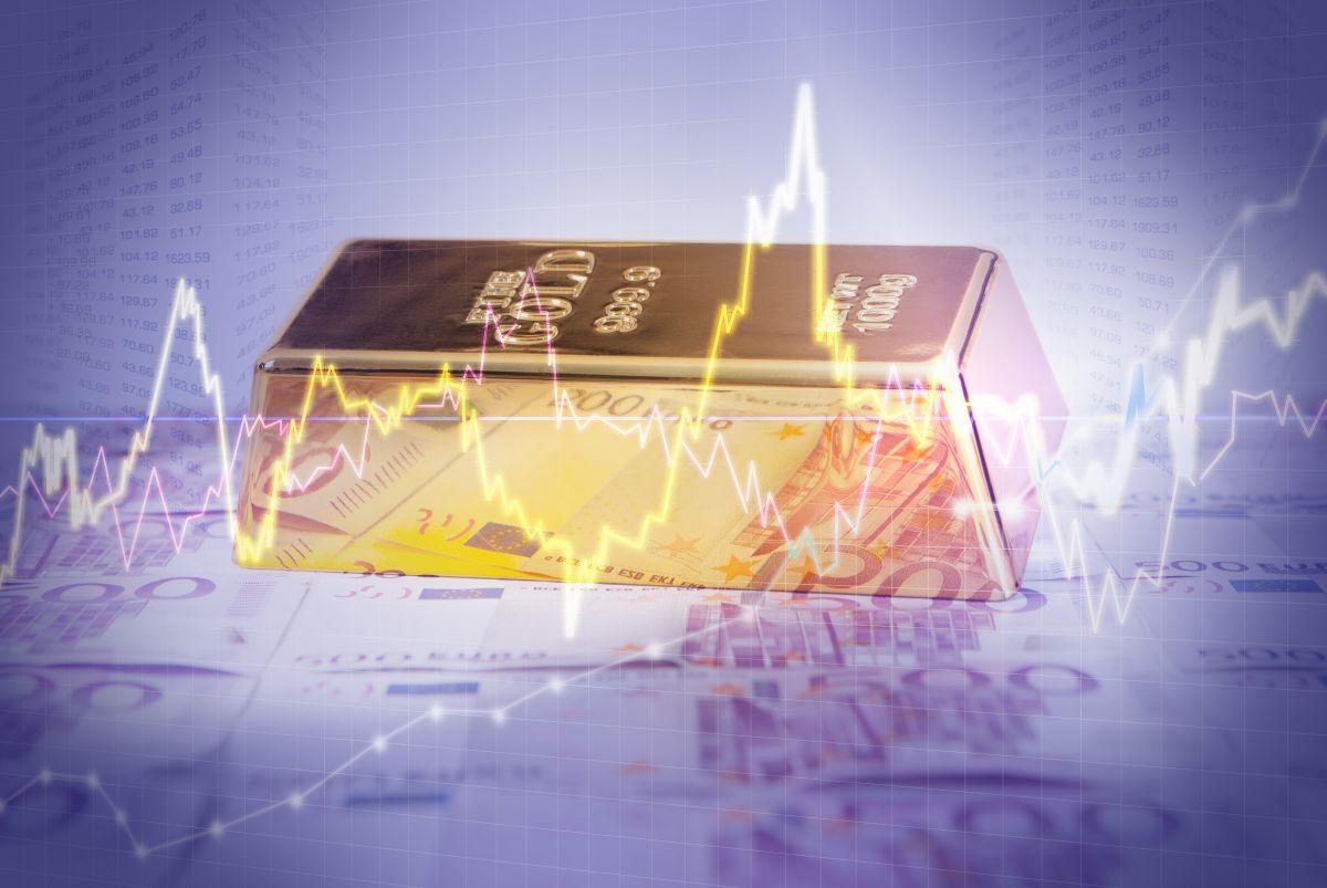 # Dax 12.200 ++ Gold 1407 US Dollar ++ RWE ausgestoppt