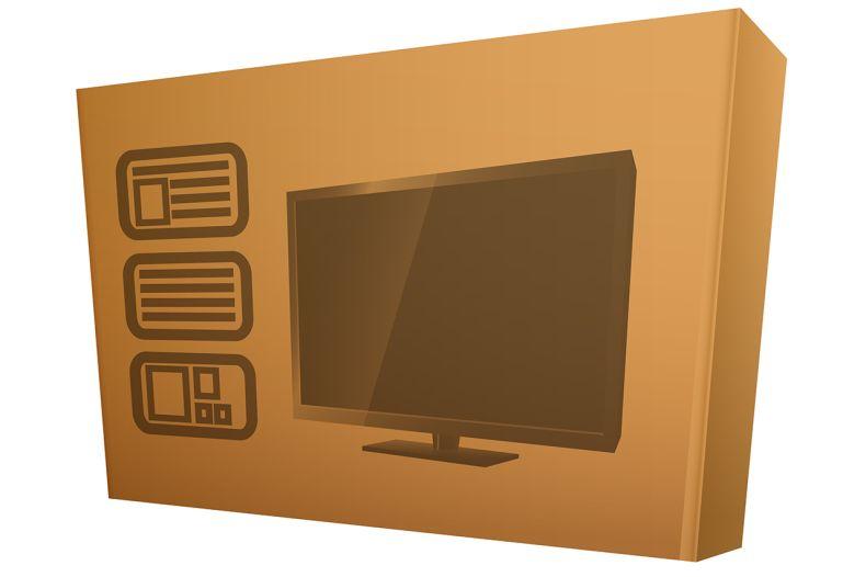 Fernseher Karton Kaufen