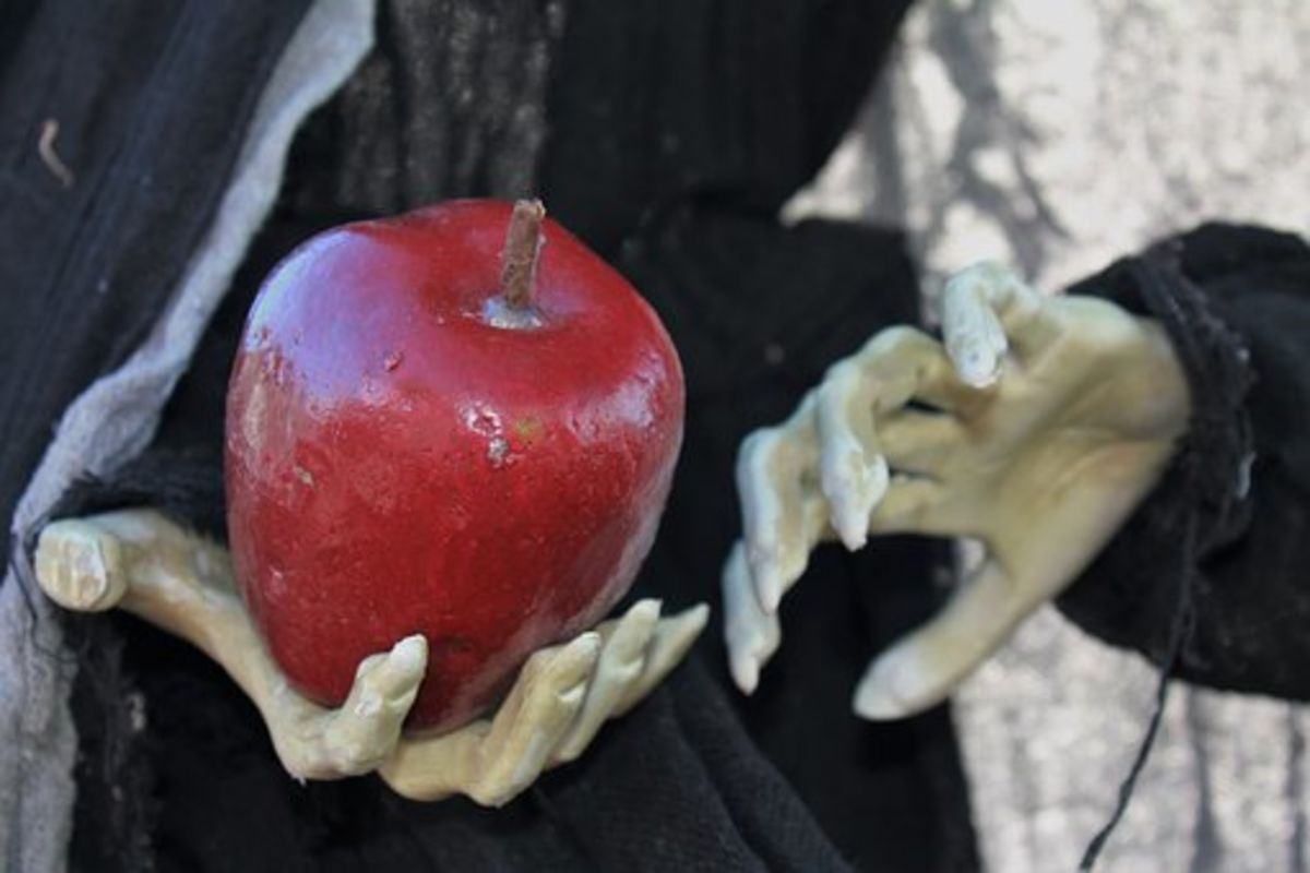 Vergiftete Äpfel für die Bullen?