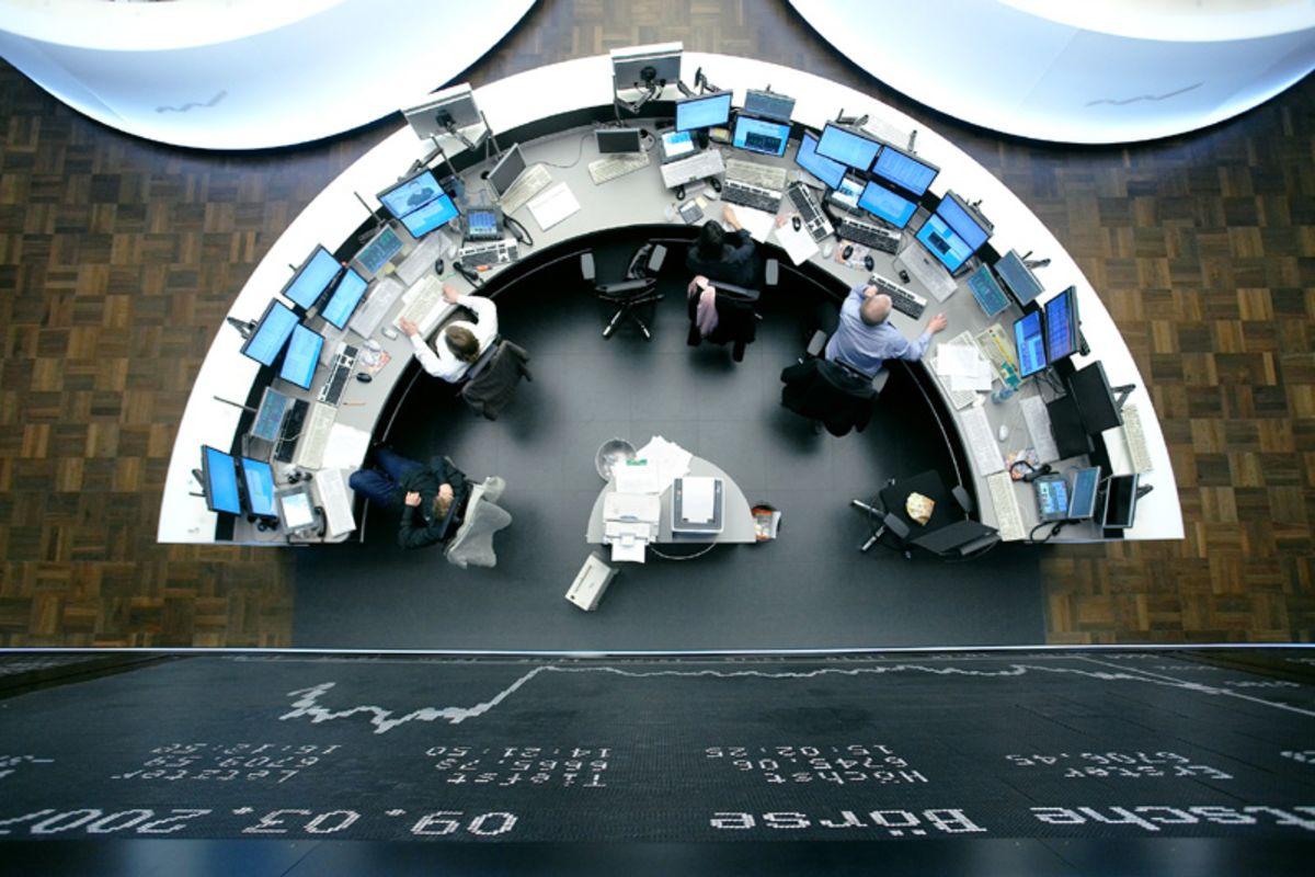 Positive Anlegerstimmung schiebt Dax deutlich ins Plus