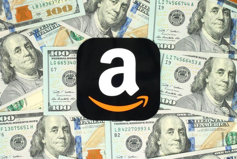 Aktiensplit Amazon