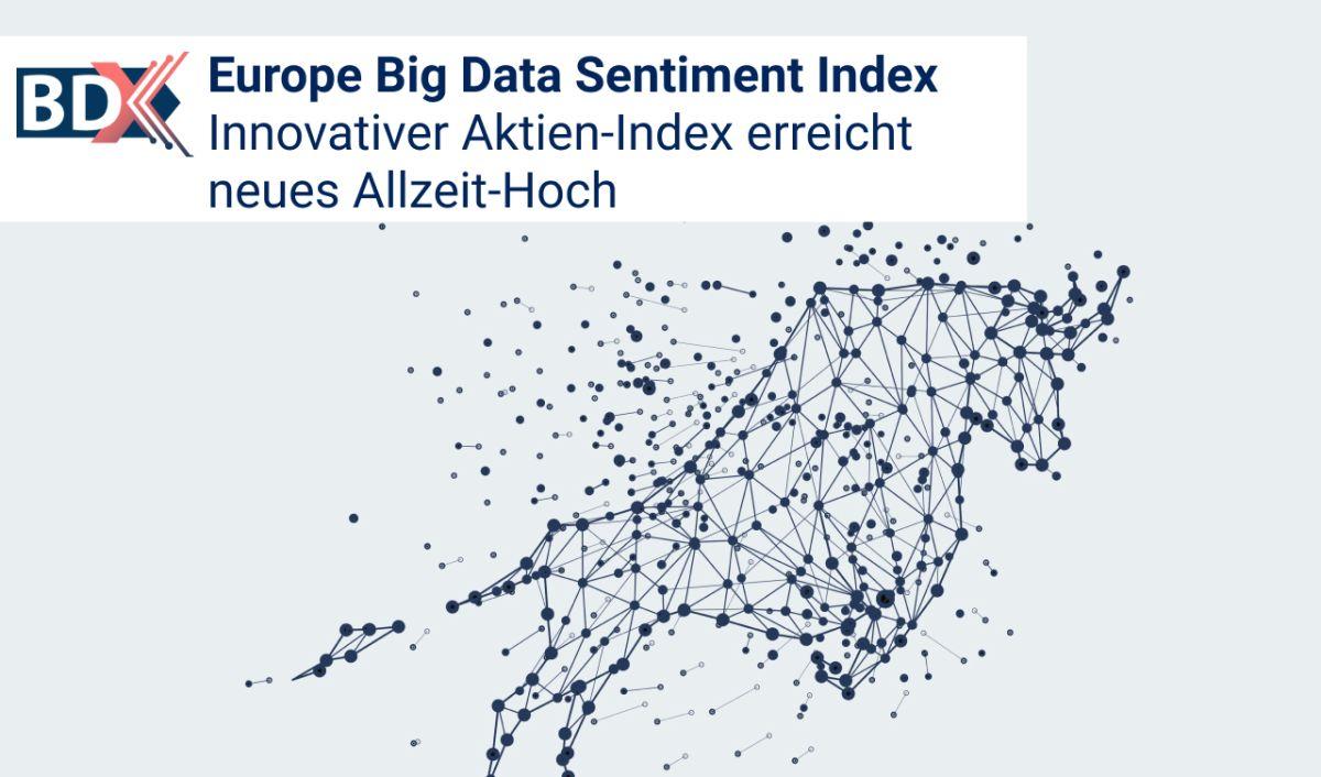 Innovativer Aktien-Index erreicht neues Allzeit-Hoch